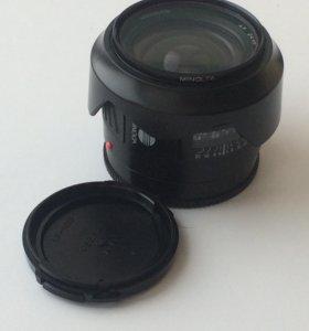Объектив Sony Minolta 24 мм