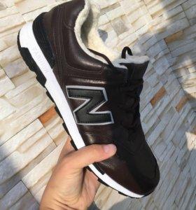 Зимнии Новые кроссовки