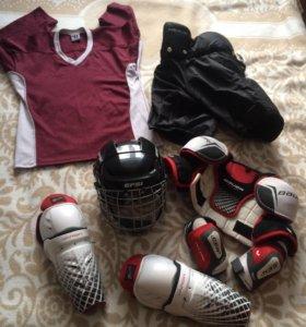 Хоккейная форма на 6-8 лет