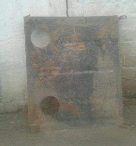 Защита картера на ваз 2108-2115