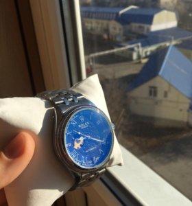Мужские часы Ролекс с автоподзаводом