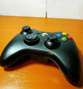 Xbox 360- джойстик беспроводной.