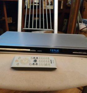 DVD плеер Philips DVP-5986KX