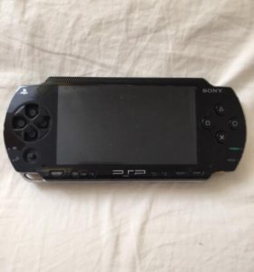 Sony PsP 2008 + чехол