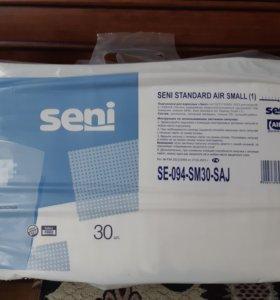 Подгузники для взрослых seni размер 1, 2