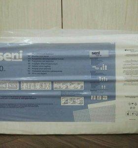 Подгузники для взрослых упаковка 30шт.