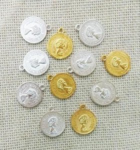 Монеты подвески