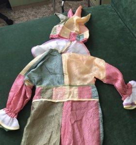 Новогодний костюм «Скомороха»