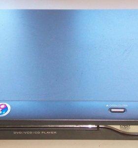 DVD плеер LG DGK-585XB Рабочий