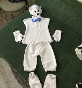 Новогодний костюм «Медвежонок»
