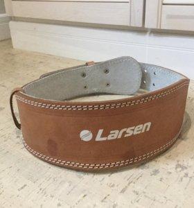 Пояс атлетический Larsen