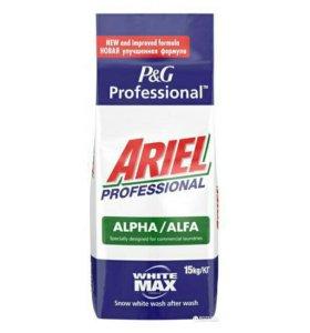 Стиральный порошок Ariel Professional 15kg