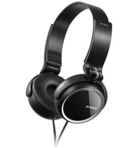 Наушники накладные Sony MDR-XB250/BQ(E)