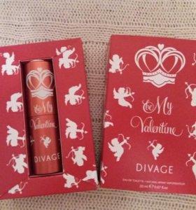 "Divage ""Be my Valentine"""