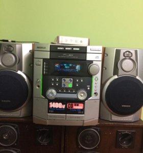 Музыкальный центр Samsung max l65