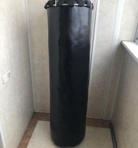 Боксерский мешок травмобезопасный