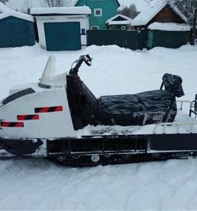 Снегоход буран 640