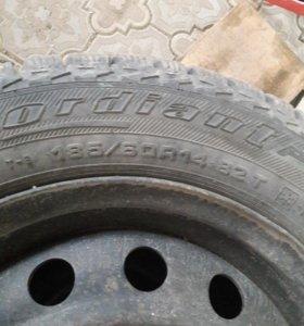Зимние колеса кордиант полар 2