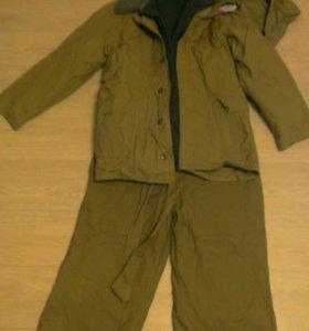 Новый костюм мужской зимний. Размер 52-54.