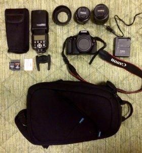 Фотоаппарат комплект