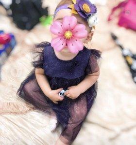 Платье 86р