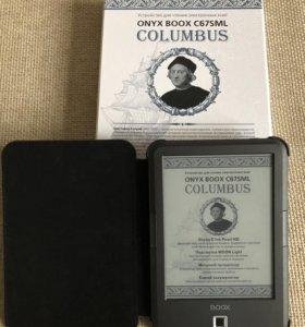 Электронная книга Onyx Boox Columbus