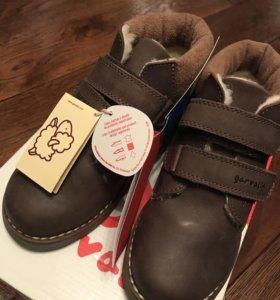 Зимние ботинки для мальчика р. 30