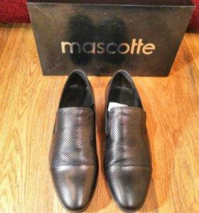 Мужские туфли ( натуральная кожа)