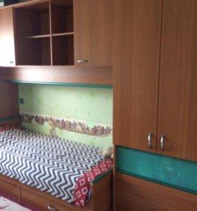 Комплект мебели «ШАТУРА» молодёжный