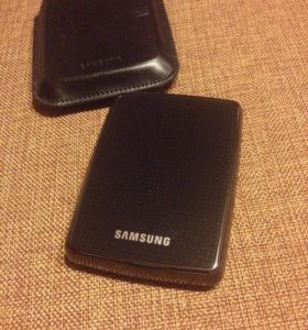 HDD SAMSUNG S2 Portable 500GB