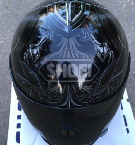 Шлем shoei, эксклюзив, размер XL