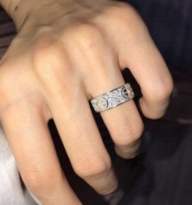 Серебро 925 пробы кольцо