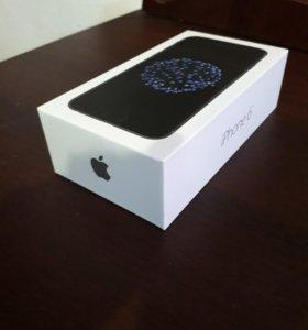 Коробка на iphone 6 32 гб
