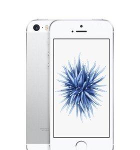 iPhone SE Silver 16gb