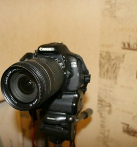 Canon EOS 600d 18-135 is kit + плюшки