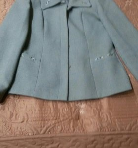 Костюм с юбкой размер 44-46