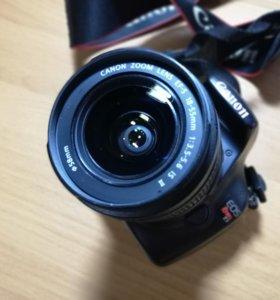 Canon Rebel T3.