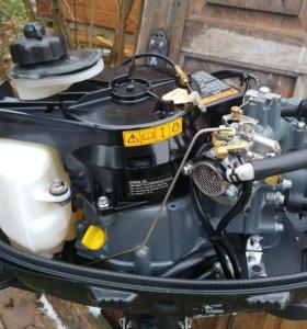 Лодочный мотор сузуки 6