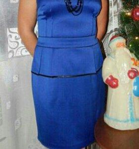 Платье 46-48 р-р.