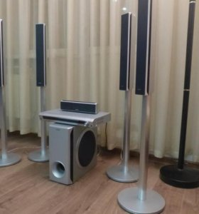 Домашний кинотеатр SONY dav-dz500f