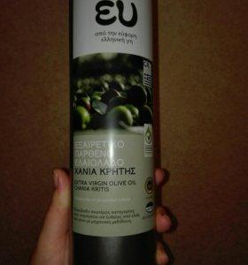 Натуральное Оливковое масло.
