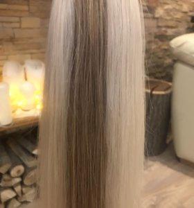 Продам натуральные волосы для наращивания