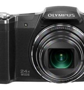 Цифровой фотоаппарат olympus SZ-16 в идеале