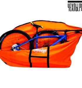 Чехол для велосипеда велоангар 3