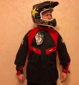 Мотокуртка для эндуро и кросса MSR (Америка)