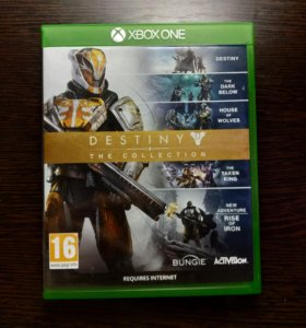 Игра для xbox one Destiny the collection