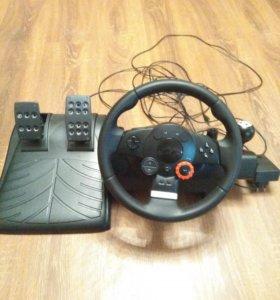 Руль Logitech Driving Force GT/Gran Turismo