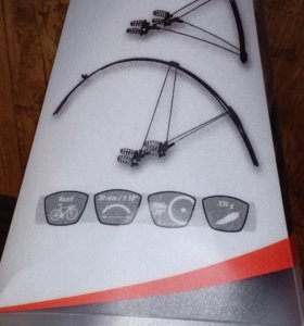 Крылья Zefal shield r30