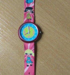 Часы детские swatch