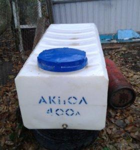 Емкость 400 литров